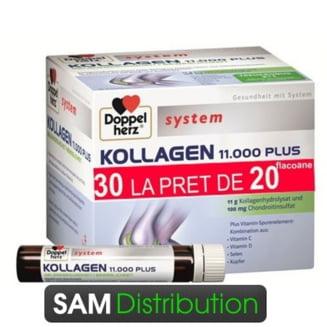 Beneficiile Kollagen 11000 plus pentru mobilitatea si sanatatea articulatiilor