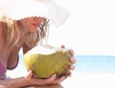 Beneficiile laptelui de cocos, exagerate?