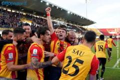 Benevento, echipa antrenata de Filippo Inzaghi, si-a asigurat promovarea in Serie A cu sapte etape inaintea finalului sezonului