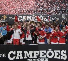 Benfica a castigat titlul in Portugalia dupa 5 ani