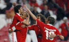 Benfica se califica la pas in optimile Europa League