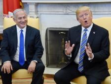 Beniamin Netanyahu si Donald Trump, intalnire intre doi populisti
