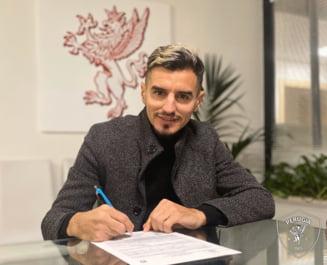 Benzar a ajuns in Serie B: Iata cu ce echipa a semnat