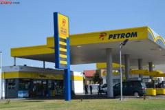 Benzina mai ieftina la OMV Petrom