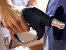 Benzina mai scumpa la Rompetrol