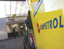 Benzina se scumpeste cu 4 bani la Rompetrol