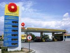 Benzina si motorina mai ieftine, la Rompetrol