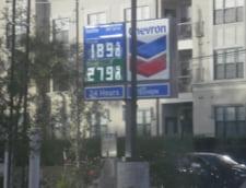 Benzinarie Chevron SUA
