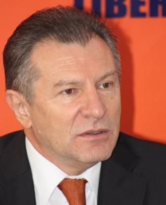 Berceanu: As fi votat pentru excluderea lui Cristian Preda din partid fara retinere