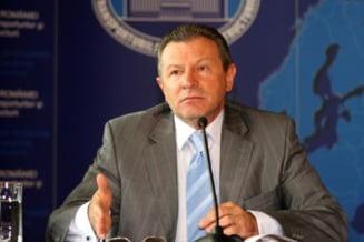 Berceanu: Ponta a facut declaratii din imaginatie despre comisia in cazul meu