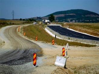 Berceanu promite plata la timp a facturilor pentru Autostrada Transilvania
