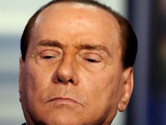 Berlusconi - 4 ani de inchisoare cu executare