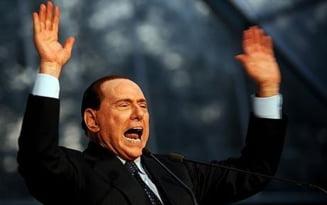Berlusconi: Euro este o escrocherie, Germania-stat hegemonic