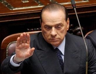 Berlusconi demisioneaza sambata seara?