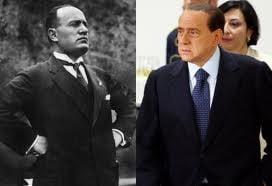 Berlusconi se compara cu Mussolini: Nu mai contez, imi lipseste puterea