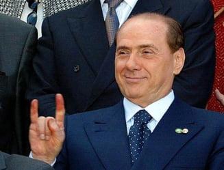 Berlusconi spune ca nu va candida la alegerile anticipate