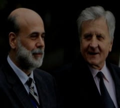 Bernanke si Trichet, in topul celor mai incompetenti sefi de banci centrale
