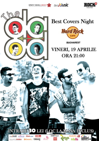 Best Covers Night cu The dAdA in Hard Rock Cafe