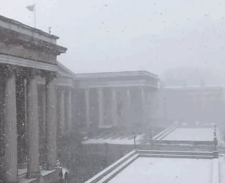 Bestia din Est a provocat furtuni de zapada in intreaga Europa. Bilantul mortilor a ajuns la 48 (Foto & Video)