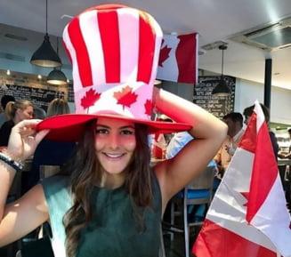 Bianca Andreescu, desemnata Sportiva anului in Canada