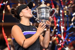 Bianca Andreescu a castigat finala US Open dupa un thriller cu Serena Williams