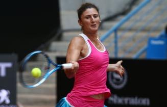 Bianca Andreescu a invins-o pe Irina Begu la Miami dupa un meci electrizant