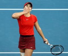 Bianca Andreescu pierde finala de la Auckland