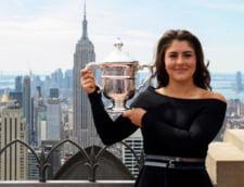 Bianca Andreescu prezinta primul lucru pe care il va cumpara din premiul urias castigat la US Open