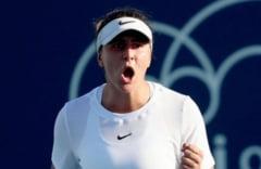 Bianca Andreescu s-a apropiat de Simona Halep in clasamentul WTA. Sunt cinci romance in Top 100 mondial