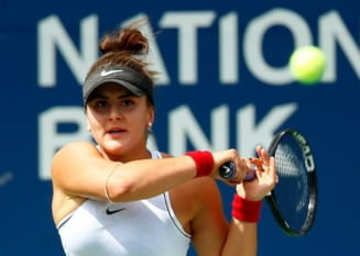 Bianca Andreescu s-a calificat in finala la Rogers Cup si va intra in Top 20 WTA