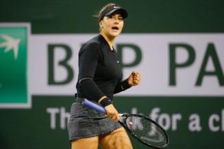 Bianca Andreescu scrie istorie la Indian Wells: S-a calificat in finala dupa o victorie de poveste!