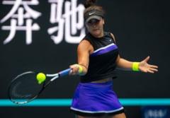 Bianca Andreescu se califica in sferturi la Beijing si o depaseste pe Simona Halep in clasamentul WTA