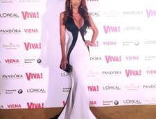 Bianca Dragusanu petrecere Viva