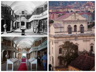 Biblioteca Batthyaneum, comoara nationala de la Alba Iulia. Disputa juridica pentru proprietate, finalizata in favoarea Statului Roman FOTO