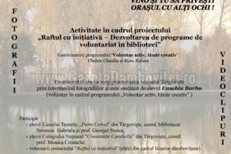 "Biblioteca Judeteana va invita sa parcurgeti ""Targovistea la pas"""