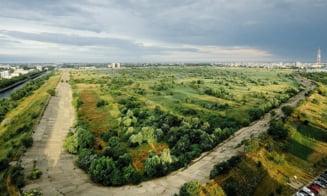 Biciclesti in Vacaresti: Primul traseu de 8 km a fost inaugurat in parcul natural
