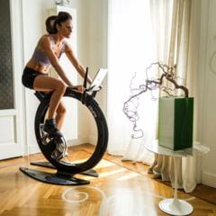 Bicicleta fitness te ajuta sa slabesti si sa te mentii in forma! Iata cateva antrenamente
