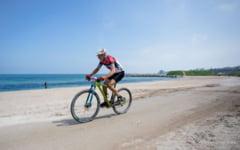 Biciclisti din toata lumea vor pedala pe litoralul romanesc pentru Olimpiada Rio 2016