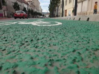 Biciclistii clujeni fac bascalie de piciclete de pe Regele Ferdinand: In campionatul national de bataie de joc, Clujul vrea pe podium