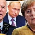 Biden și Merkel îl înfruntă pe imperialistul Putin: Miza crucială este Ucraina