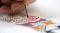 Bijuteria ta in stil flamenco: Handmade Pepita Rose