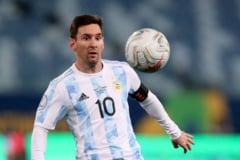 Bijuterie de gol reușită de Messi pentru Argentina! Starul lui PSG a bătut singur BoliviaVIDEO