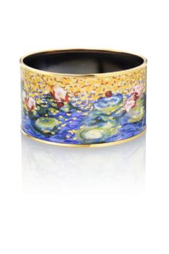 Bijuterii inspirate de operele lui Monet, la Bucuresti