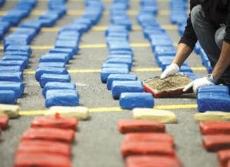 Bilant DIICOT pe 2012: Droguri confiscate in valoare de 15 milioane de euro