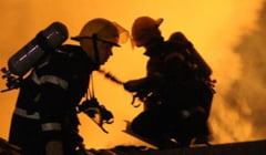 Bilant fierbinte, doua incendii pe zi
