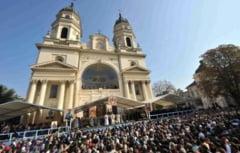 Bilantul a trezi zile de pelerinaj: 90.000 de romani la moastele Sf. Parascheva