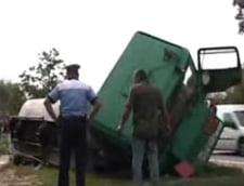 Bilantul accidentului petrecut in Prahova se ridica la cinci morti si patru raniti