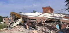 Bilantul cutremurului din Mexic a crescut la cel putin 90 de morti