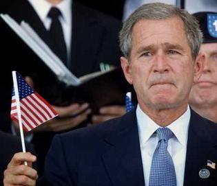 Bilantul lui Bush, marcat de razboaie si criza