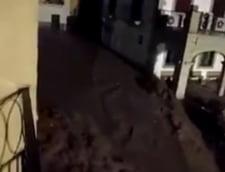 Bilantul mortilor creste in insula Mallorca, devastata de inundatii (Video)